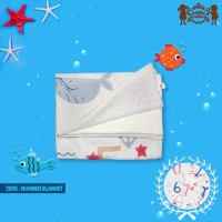 Selimut Baby Katun Jepang - Petite Mimi