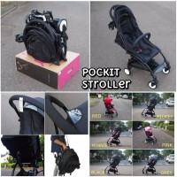 Eclaire Baby Stroller look like yoyo (pockit,lipat,lightweight)