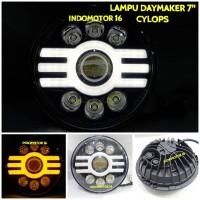 LAMPU DAYMAKER ORIGINAL 7 INCH CYCLOPS