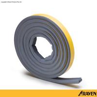 Raven Multi Use Sealing Strip 2Meter in Grey or White - Abu-abu