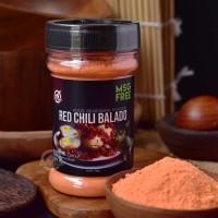 House Of Organix Red Chili Balado 80 Gr Food Seasoning Powder