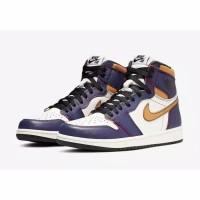 ORIGINAL sepatu Nike Air Jordan 1 X Nike SB defiant Perfect Dance