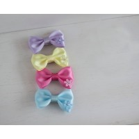 Hair Clip - BABY SEQUOIA - CUTEST BOW Set Jepit Rambut Poni Bayi Anak