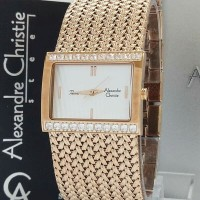 jam tangan wanita Alexandre christie original AC 2466 LH