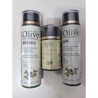 Olive Hair Care Paket 3in1 CO.E (Shampo + Conditioner + Hairtonic)