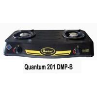 Kompor Gas Quantum 2 Tungku QGC 201 DMPB QGC201 QGC-201 DMP-B Murah