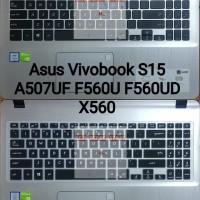 Keyboard Protector Asus Vivobook S15 A507UF F560U F560UD X560