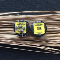 FUSED CLAPTON 28 NI80 HG 28x2 40 BY COIL GEAR - COIL VAPOR AUTHENTIC