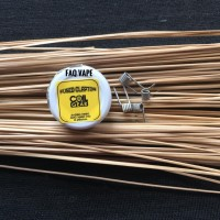 FUSED CLAPTON 26 NI80 HG 26x2 40 BY COIL GEAR - COIL VAPOR AUTHENTIC