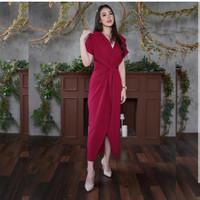 Baju Wanita ALBA SLIMI DRESS