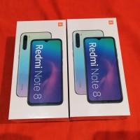 Xiaomi Redmi Note 8. RAM 4 GB ROM 64 GB GARANSI RESMI
