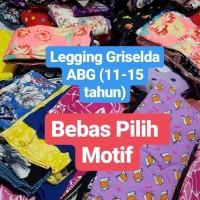 Legging Griselda ABG, 11-15tahun, BEBAS PILIH MOTIF