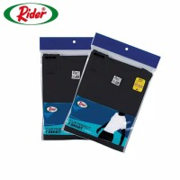 Kaos Dalam RIDER Lifestyle T-shirt Man R 223 BW Hitam ROUND NECK