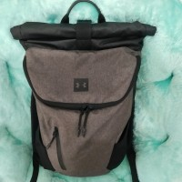 Tas Ransel Backpack UNDER ARMOUR Sportstyle Rolltop ORI