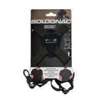 Elastic harness for carrying binoculars tali teropong binokular