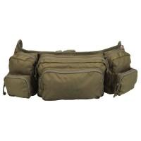 Hunting X access waist bag 7L tas pinggang berburu hijau army