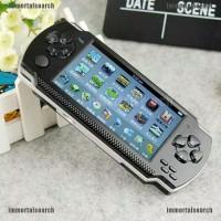 jak X6 8G 32 Bit 4.3 PSP Portable Handheld Game Console Player 10000