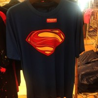 Baju Kaos Pria Superman