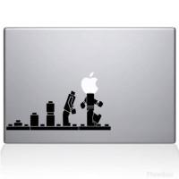 Decal Lego Sticker Laptop skin for macbook
