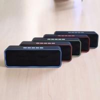 Speaker JBL Wireless Bluetooth 208 211 Super Bass Radio FM MMC Aux