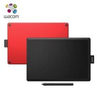Wacom CTL-472 One By WACOM Small Pen Drawing Tablet Garansi Resmi