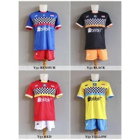 Baju Olahraga Kaos Badminton Setelan Bulutangkis Y51 Murah