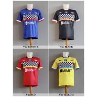 Baju Olahraga Kaos Badminton Jersey Bulutangkis Y51 Murah