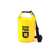 Ocean Pack Drybag Waterproof 10L Tas Serbaguna Tahan Air Bisa Dilipat