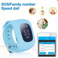 Jam Anak Cognos Smartwatch Q50 Kids Watch GPS Sim Card Smart Watch SNI