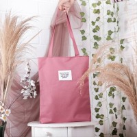 ( COD ) QIZMA HIJAB FASHION TOTEBAG STORY TOTE BAG