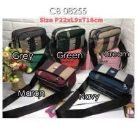 CB08255 Tas Selempang Wanita Import Chibao Motif