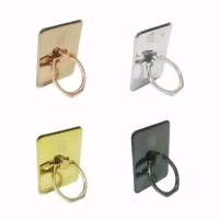 I-RING BESI POLOS / FINGER IRING / STAND HOLDER / RING STAND
