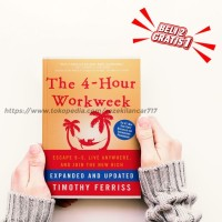 [BUKU DIGITAL] The 4-Hour Workweek: Escape 9-5, Live Anywhere, and Joi