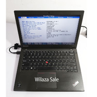 Laptop Ringan Murah Lenovo Thinkpad X240 Core i7 HDD 500GB RAM 8GB