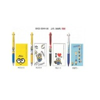 NEW JETSTREAM 3 Color MINIONS SERIES LIMITED EDITION 0.5MM