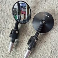 Spion Jalu Bar End Fleksibel Rizoma Nmax Aerox Lexi Pcx Adv Universal