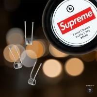 V1 Fused Clapton Supreme / Supreme Fused Clapton 2x27g 36g #Ni80 TM