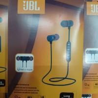 Wireless Earphone/Handsfree Bluetooth JBL U Magnet-Hitam