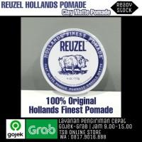 Pomade Reuzell Holland Finest - Clay Matte Pomade