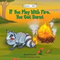 Buku Anak - Proverbs - If You Play With Fire, You Get Burnt