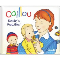 Buku Anak - Caillou - Rosie's Pacifier