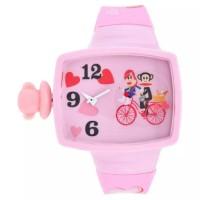 Jam Tangan Paul Frank All Type Original - Merah Muda