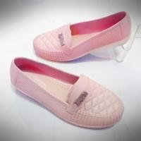 Sepatu Karet Fashion NO 803 size 37