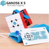 Rubik Gan 356 XS 3x3x3 Magnetic Stickerless 3x3 Gan356 X S Gan 356XS