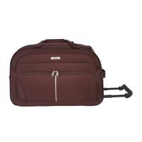 Polo Hunter Tas Kabin-Duffle Bag with Trolley- Travel EIB Size 19 inch