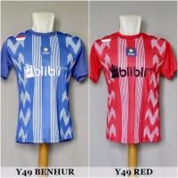 Kaos Badminton / Bulutangkis Y49 (Baju Kaos Jersey Olahraga)