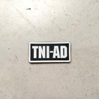 patch logo TNI AD kecil