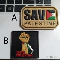Patch logo save palestine