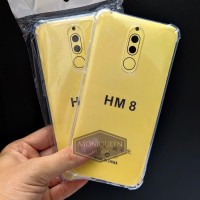 Case Xiaomi Redmi 8 Anti Crack Case Casing / Anticrack softcase