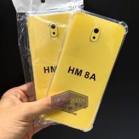 Case Xiaomi Redmi 8A Anti Crack Case Casing / Anticrack softcase